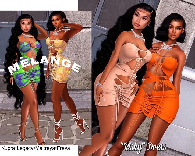 Mèlange x Tres Chic