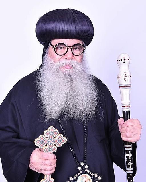 الأنبا صرابامون أسقف ورئيس دير الأنبا بيشوي (8)