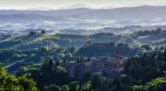 Abbazia di Monte Oliveto Maggiore  (on Explore)