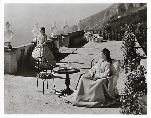 Romy and Magda Schneider in Sissi