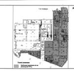 Воскресенская улица, 5 - Облiкова картка 2010 006 План 1 этажа PAPER600 [Вандюк Е.Ф.]