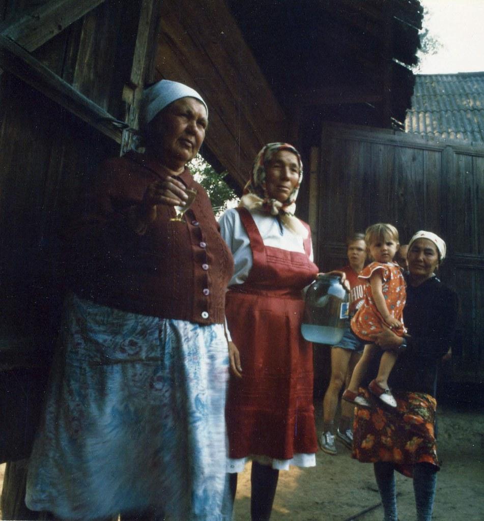 1992. Республика Марий Эл, с. Арино
