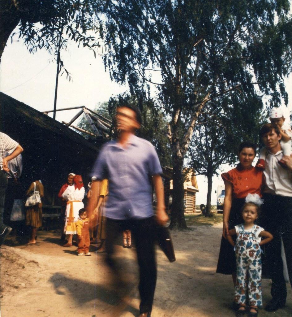 1992. Республика Марий Эл, с. Арино (4)