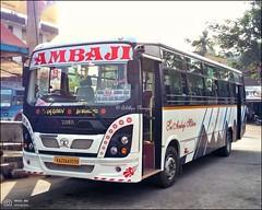 KA20AA9599, Ambaji Marcopolo Tata Ultra, Udupi Manipal Manchi