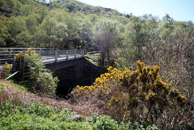 Kirkaig Bridge