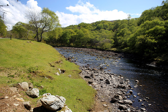The River Kirkaig