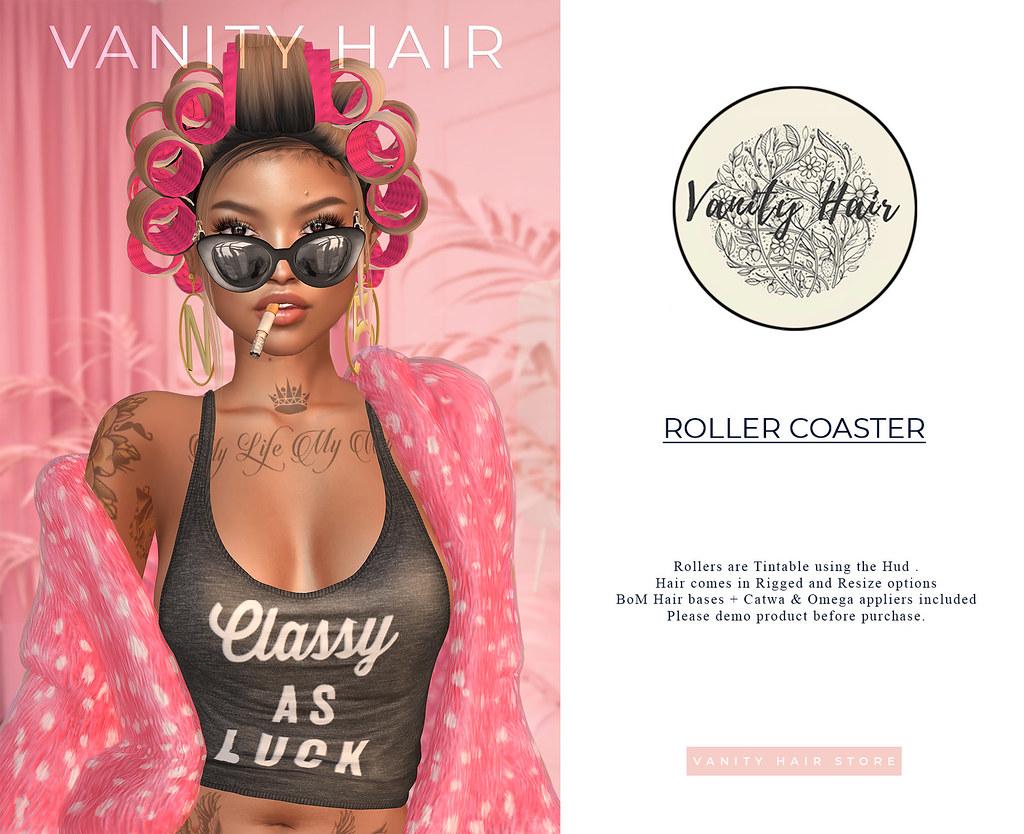Vanity Hair @ Hair Fair 2021