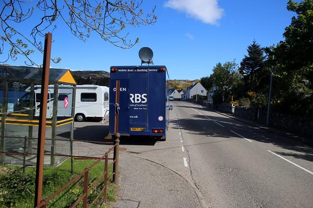 Lochinver mobile bank