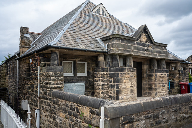 Masonic Hall, Bo'ness