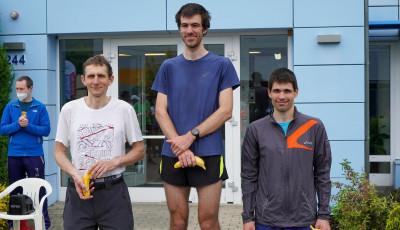 Jan Kolárik pokořil traťový rekord ve zlínském dvoumílovém běhu