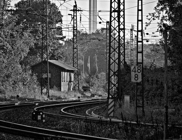 Former freight line in Opladen (Explore! ⭐ June 17, 2021)