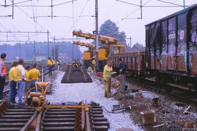 08492043-10395  Hilversum 1 mei 1993