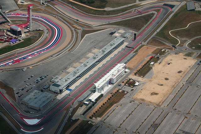 Circuit of the Americas Front Straight