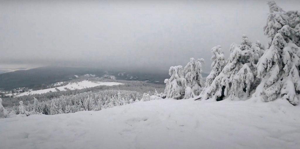 Jedlová - Malý Stožec Lužické hory Tschechien foto 09