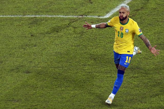 Brasil x Peru - Copa América no Nilton Santos - 17/06/2021