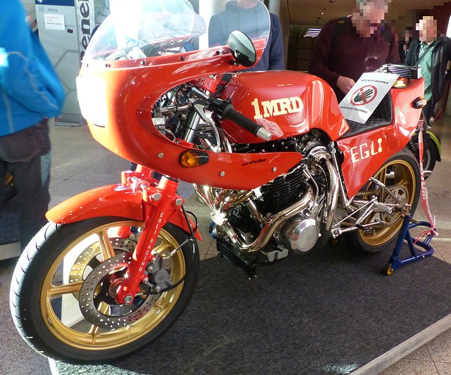 Egli MRD1 turbo Replika 1979 red vl