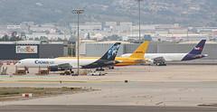 Boeing 757F x3