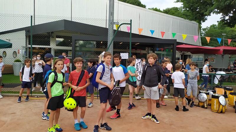 Fête de l'école de Tennis