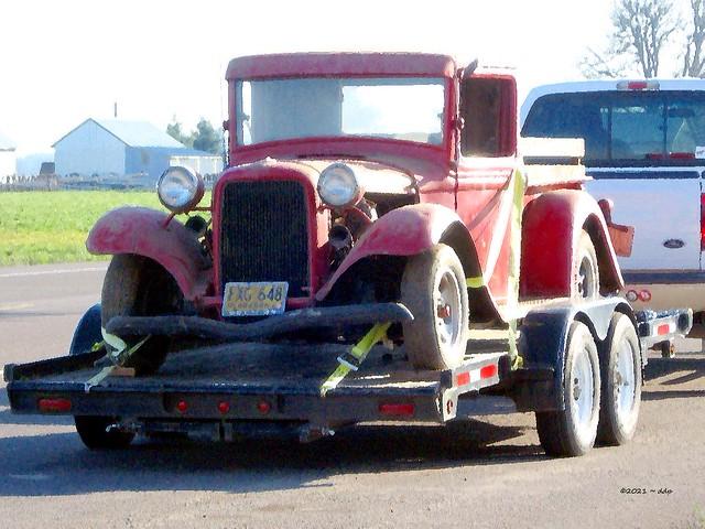 1¼ Ford Trucks ~ I Think ~ May Be Wrong