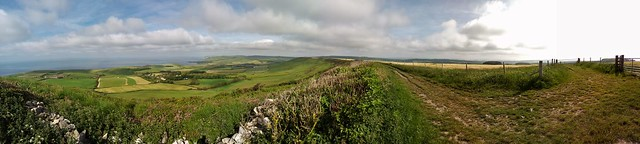 Cycling Purbeck: Swyre Head
