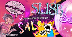 SEKA @SL18B Shop and Hop
