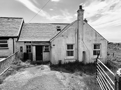 Old Shannochie Post Office Isle of Arran