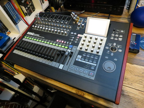 Korg D3200 multitrack HDD recorder