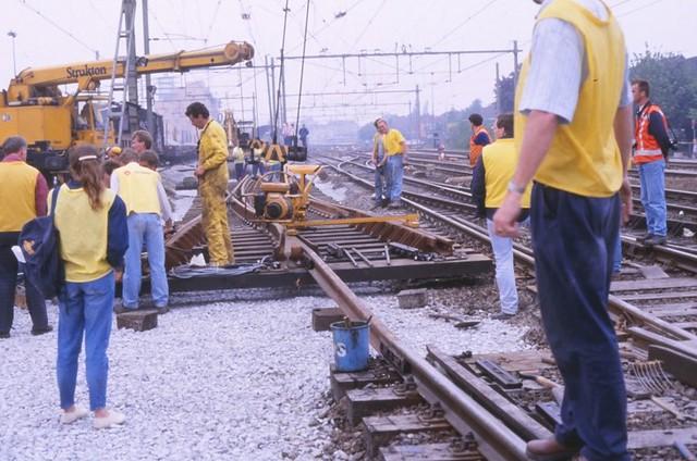 08492040-10392  Hilversum 1 mei 1993