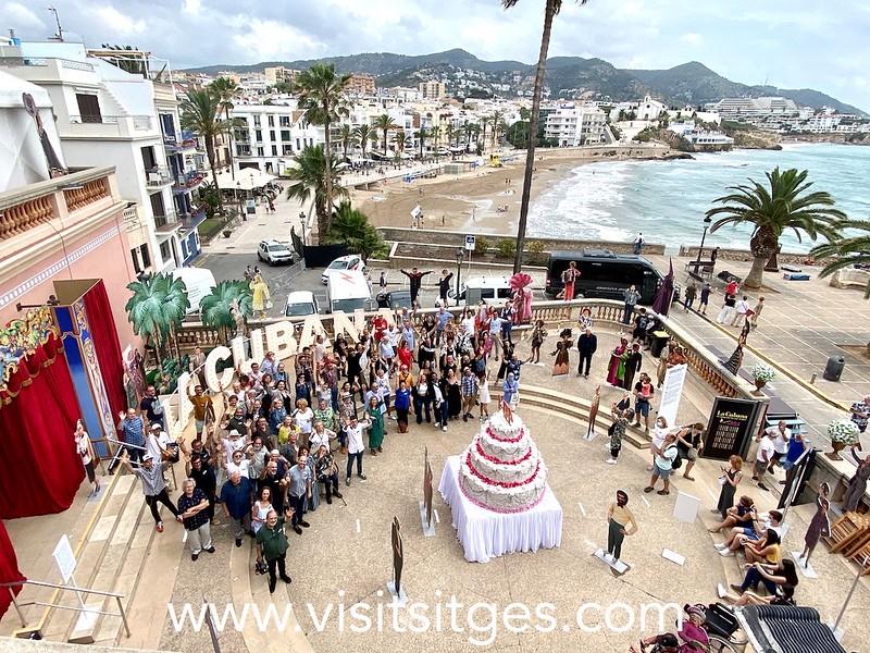5.000 personas ya han visitado la exposición de los 40 años de historia de La Cubana en Sitges