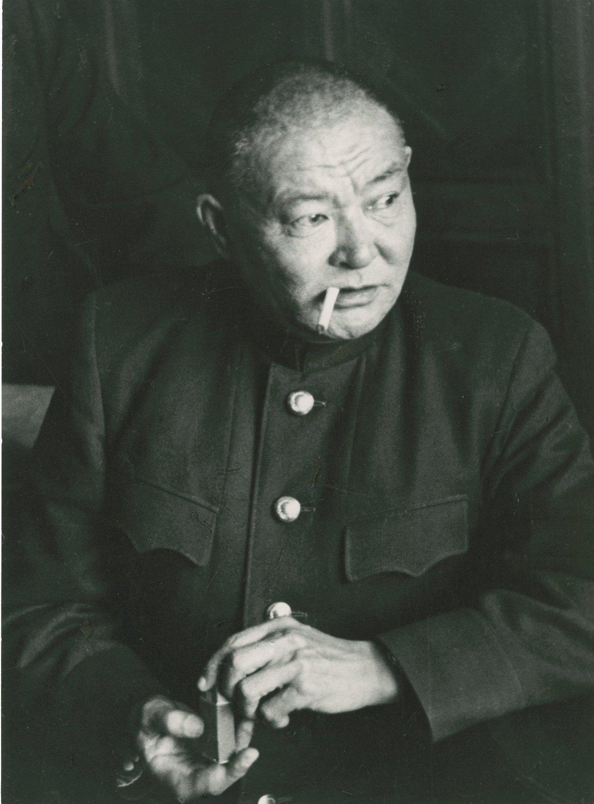 1936. Политический лидер Монголии Хорлогийн Чойбалсан