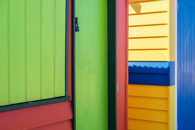 Boxes of colour