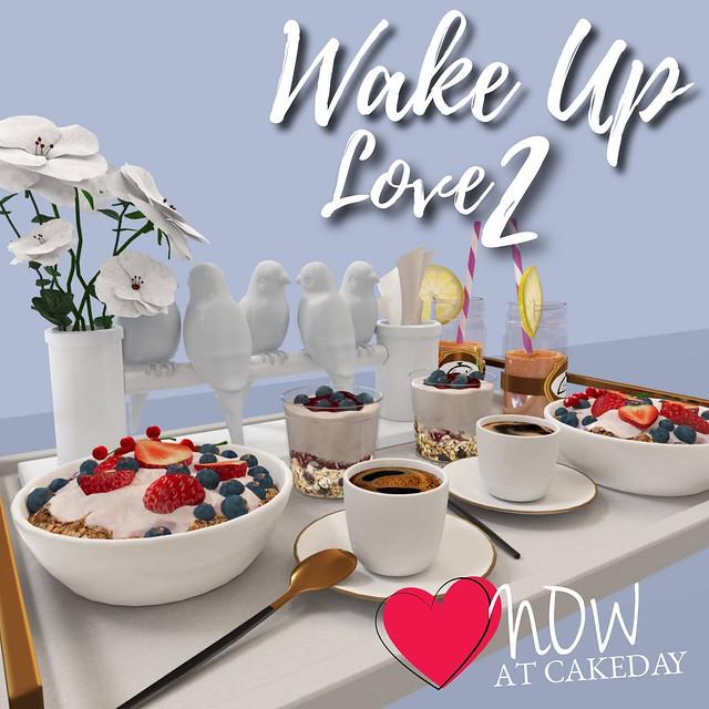 Wake Up Love V2