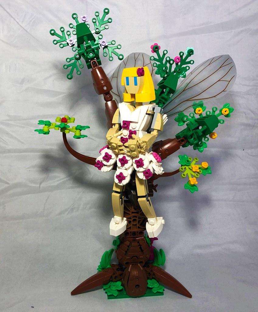 The Blossom Fairy