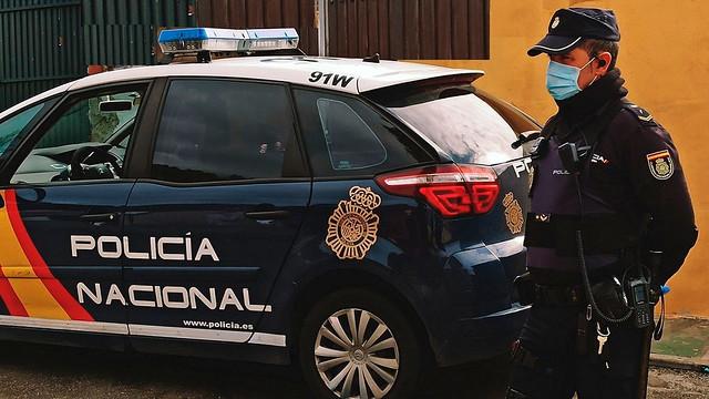Policia Nacional - Foto de archivo