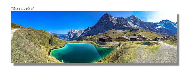 Alpes Bernoises - Suisse...