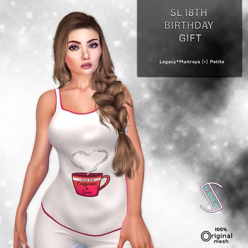 Slackr :: SL18B Gift