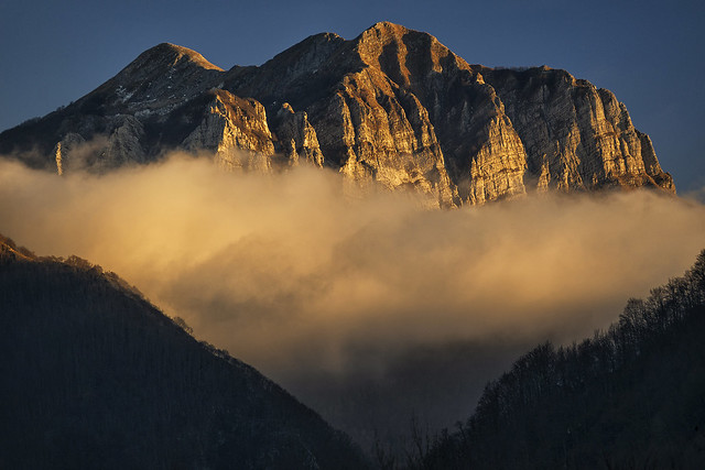 MOUNT CORCHIA AT SUNSET   (17-06-2021-Explored)