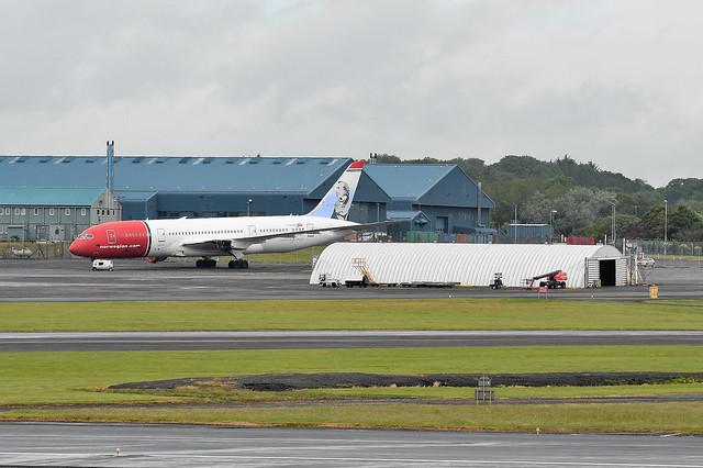 Boeing 737-8JP LN-DYD 16/06/21