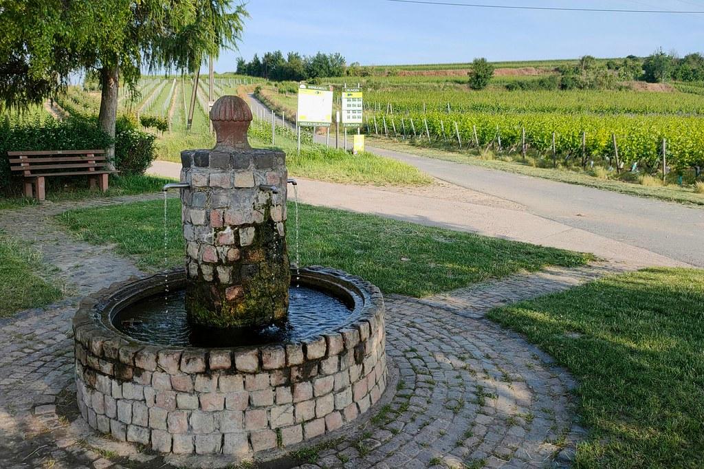 Weißmühlbrunnen