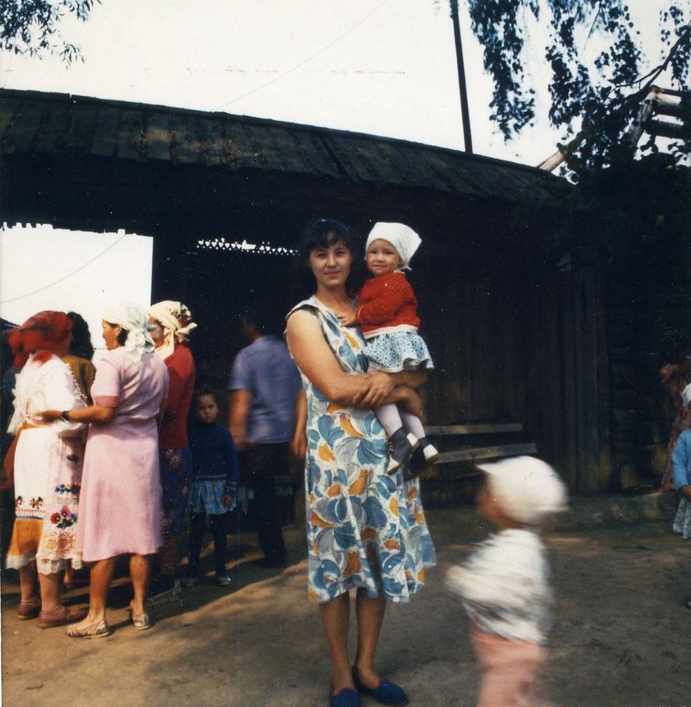 1992. Республика Марий Эл, с. Арино(3)