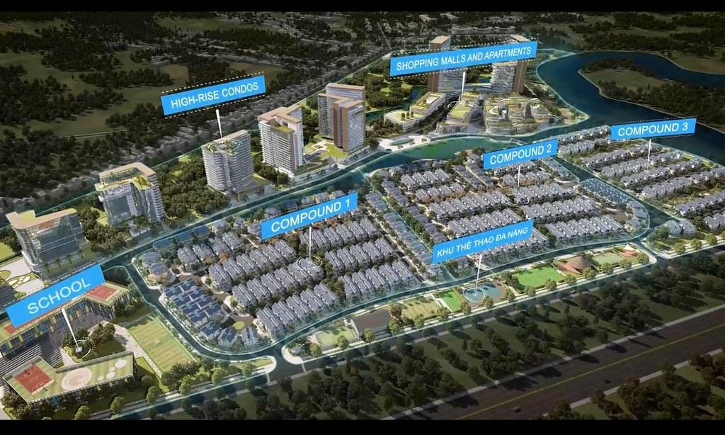 iD Junction với 3 khu compound biệt thự