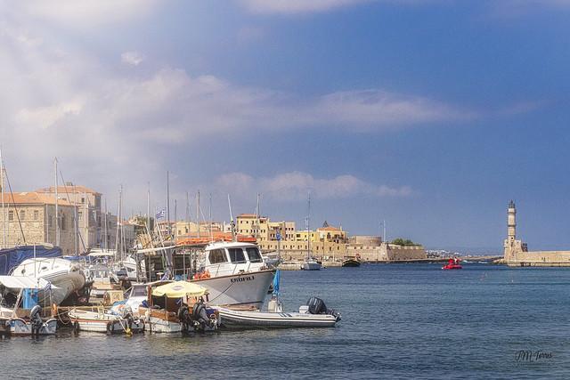 Puerto de Chania - Creta- Grecia