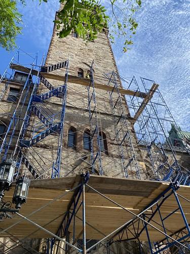 June 16, 2021 - 8:48am - 2021 Tower Repairs