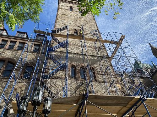 June 16, 2021 - 8:47am - 2021 Tower Repairs