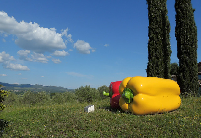 Peperoni giganti