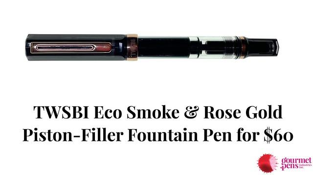 Twsbi Eco Smoke RG