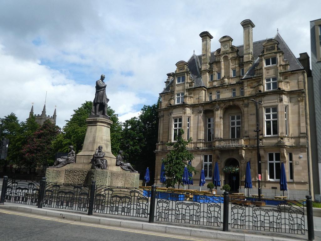 George Stephenson Monument, Newcastle