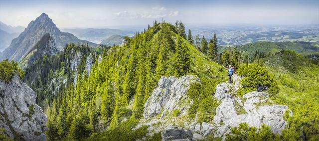 _DSC33033_34 Ridge hike to Mt. Steineck / Upper-Austria