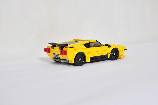 Alternate of Lego 76901 - DeTomaso Pantera