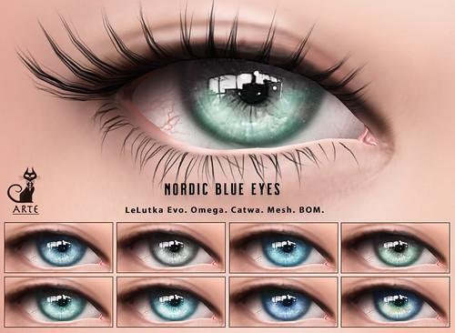 NEW Nordic Blue Eyes @ TLC June 18th!
